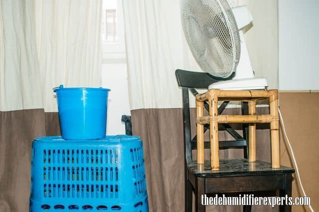 A Homemade Dehumidifier