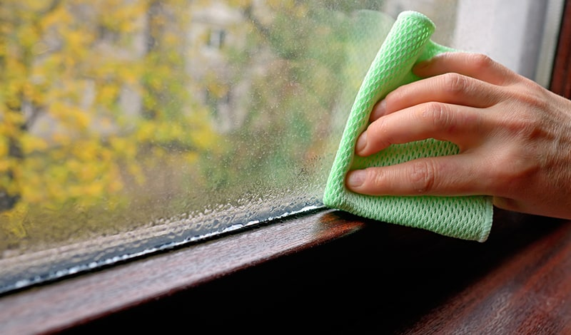 tips on reducing humidity in your house