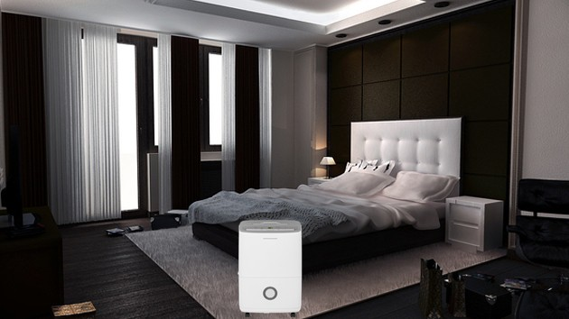 How to Use a Dehumidifier to Cool your Bedroom?