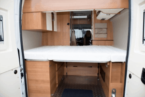 remove mold and mildew in rvs