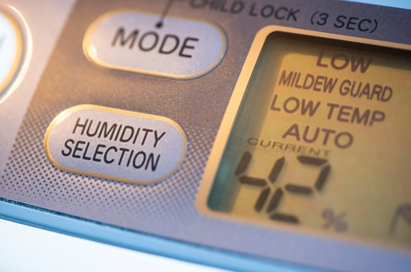 when to use dehumidifier winter or summer