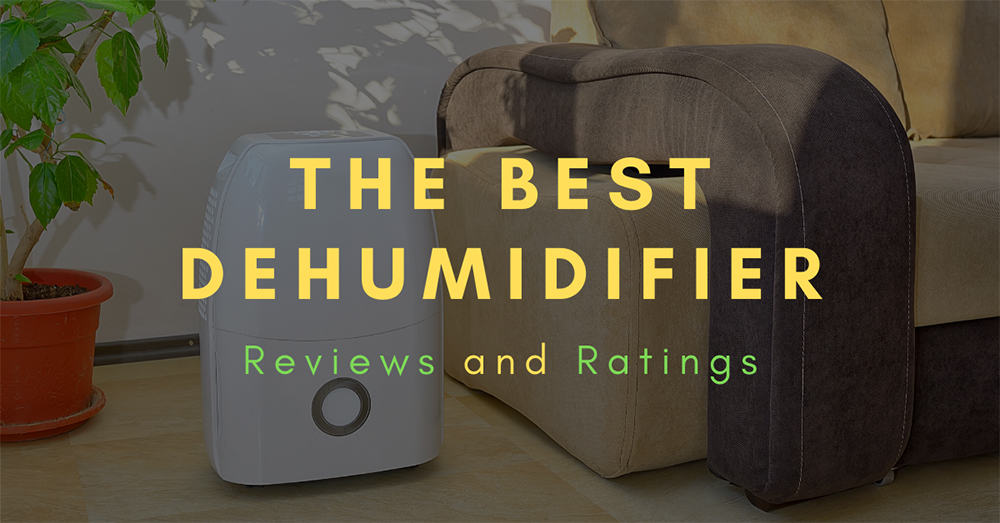 Best Dehumidifier for Basement Reviews and Ratings
