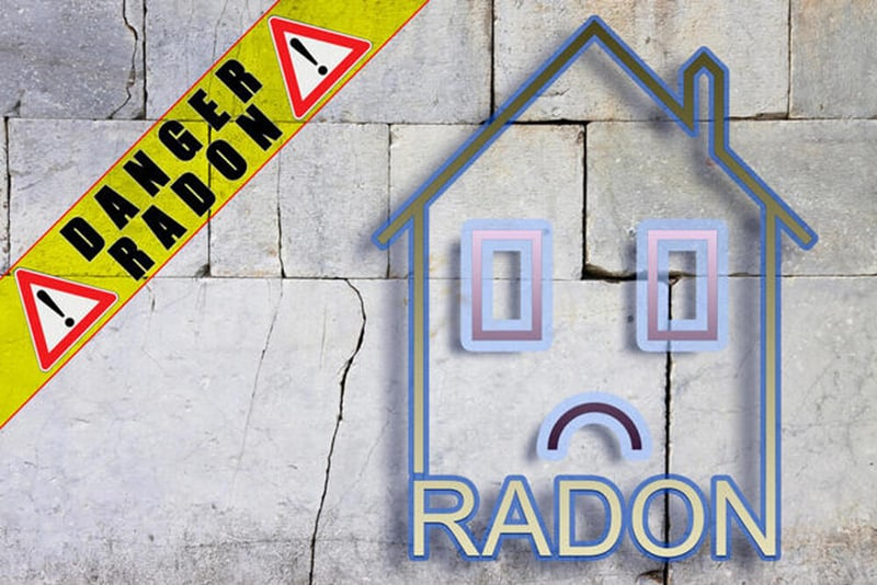 Does a Dehumidifier Help With Radon