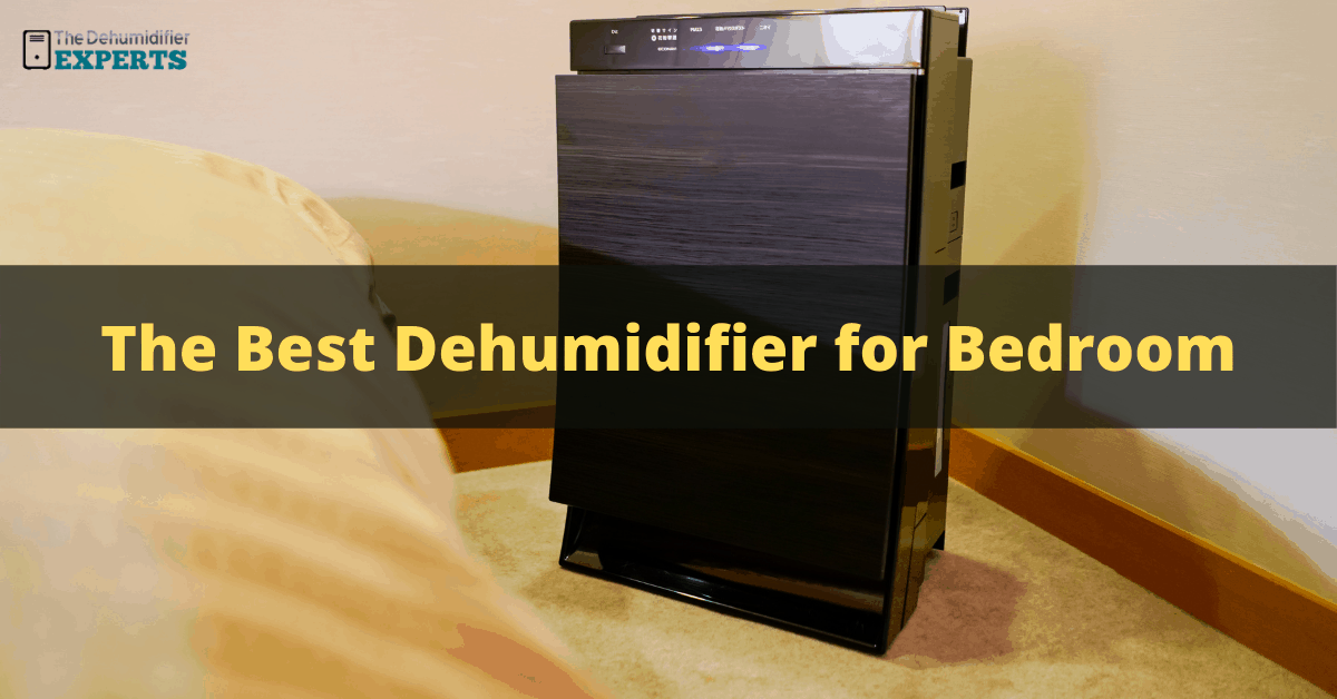 best 5 dehumidifier for bedroom reviews