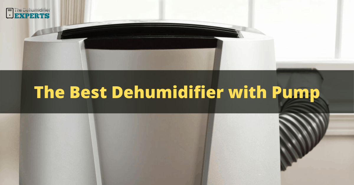 best dehumidifier with pump reviews