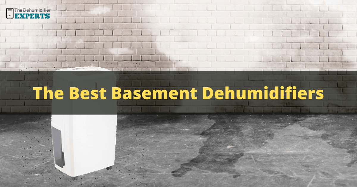best basement dehumidifiers