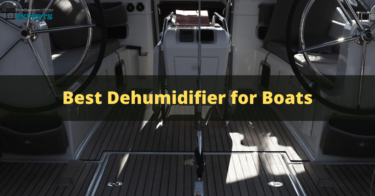best dehumidifier for boats