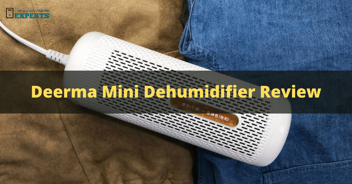 xiaomi deerma dehumidifier review
